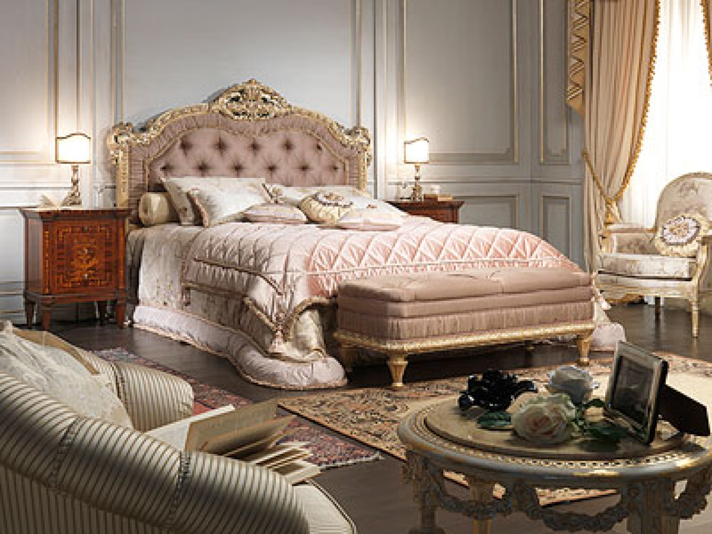 Linge de maison descamps ukbix for Beautiful bedroom design hd images