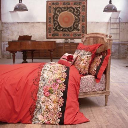 linge de lit dégriffé Linge de maison Kenzo : les offres du moment linge de lit dégriffé