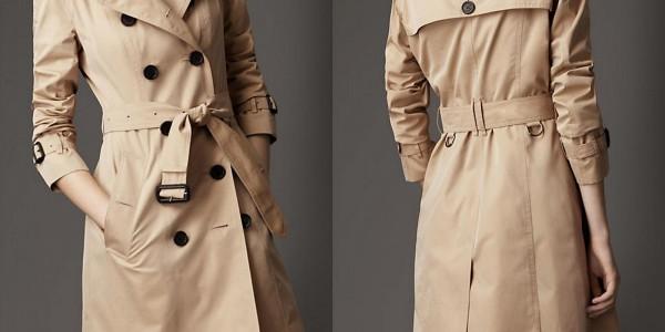 Trench coat : un manteau tendance pour les femmes